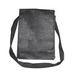 Black Jute Conference Sling Bags