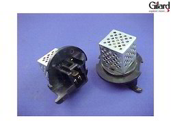 3 Speed Caged Resistor Blower