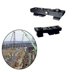 black Plate Clamp, For Industrial