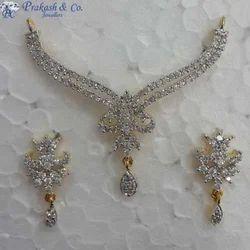 American Diamond Designer Mangalsutra Sets