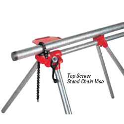 Top Screw Stand Chain Vise