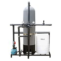 MS Water Softening Plant