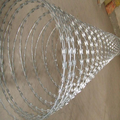 Double Twist Barbed Wire