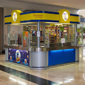 Food Kiosk Design