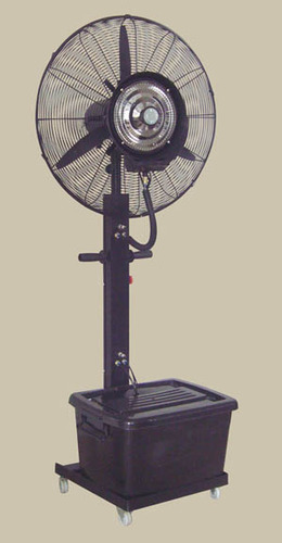 Outdoor Industrial Commercial High, Commercial Outdoor Misting Fans