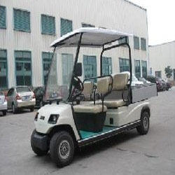 electric cargo vehicle
