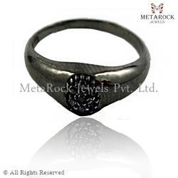 Celebrity Style Diamond Handmade Ring