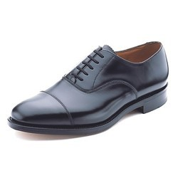 Shoes Black Leather OXFORD