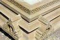 Yellow Limestone Blocks