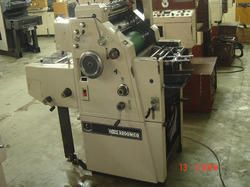 Used Ryobi 3200 MCD Mini Offset Machine