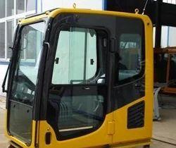Komatsu PC-200  Cabin