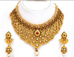 Golden Antic Jewellery