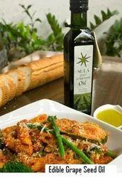 Edible Grape Seed Oil