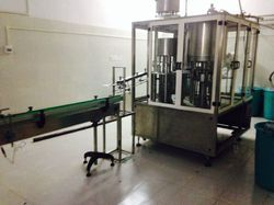 500 Ml Mineral Water Filling Machine