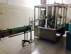 500 Ml Mineral Water Filling Machine