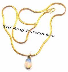 Opal Stone Pendant