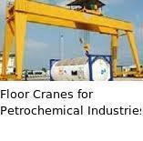 Industrial Floor Cranes
