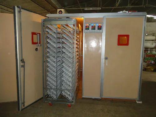 Egg Incubator - 34 272 Capacity Trolley Turning Incubator ...