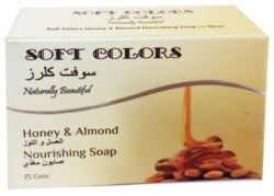 Honey & Almond Nourishing Soap
