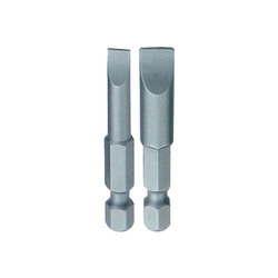 Compass pneumatic screwdriver bits