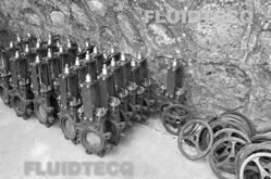 Bi-Directional Knife Edge Gate Valves
