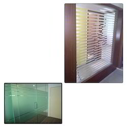 Glass Sticker for Office