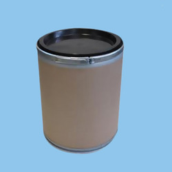 Fiber Drum with Plastic Lid