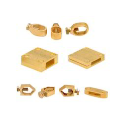 Single Phase Industrial Brass Earthing