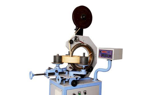 Coil Winding Machine Tape Head At Rs 162500 Piece