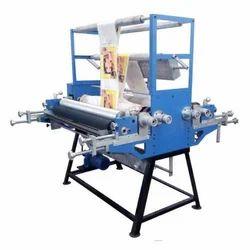 Iron Online two colour Flexo Printing Machine