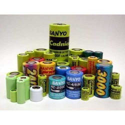 NICD & NIMH RECHARGEABLE BATTERIES