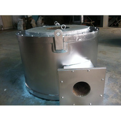 Vertical Crucible Furnace