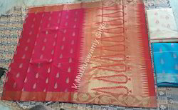 Jari Work Silk Cotton Sarees