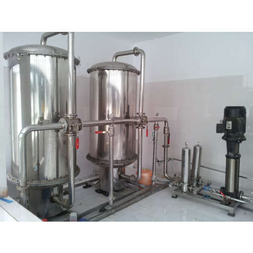 Packaged Drinking Water Filling Plant