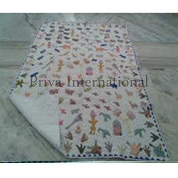 Animal Printed Baby Blanket