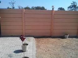 Ready Made RCC Wall