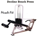 Musclefit Decline Bench Press