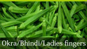 Okra Bhindi