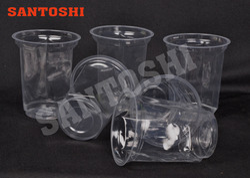 Plastic Disposable Glasses (200 ml)