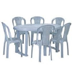 Plastic Injection Molded Dining Tables