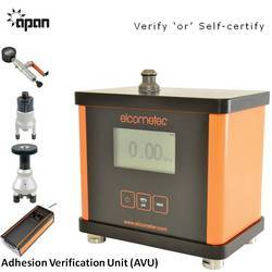 Adhesion Verification Unit AVU