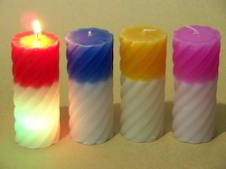 Multicolor CNF LED Colour Changing Candle