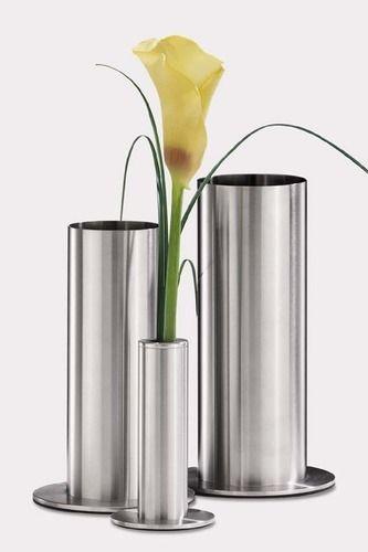 Stainless Steel Vases Stainless Steel Railings Kumarpara