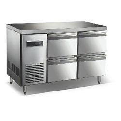 Under Counter Refrigerator with Drawer