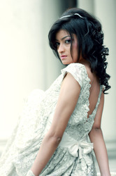 Wedding Gown Exclusive Wear Bridal Dress