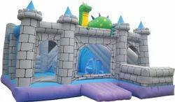 Castle House Bouncy Amusement Game