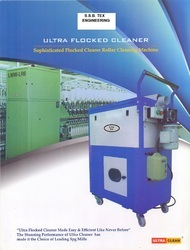 Ultra Flocked Cleaner