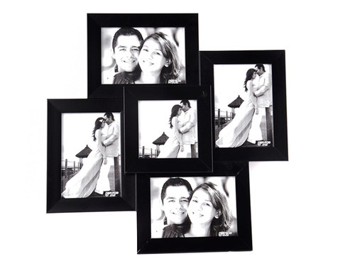 5 Photo Black Collage Frames, Photo Frames & Picture Frames | Giftin ...