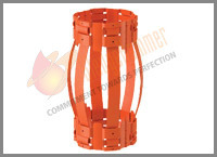 Hinged Non Weld Spring Bow Centralizer