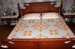 Satin Cotton Bedsheet